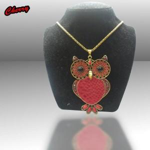 Ogrlice - sova - nakit - Cherry Bizuterija